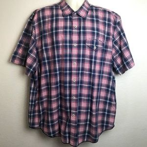 Tommy Bahama Button Down Short Sleeve Shirt